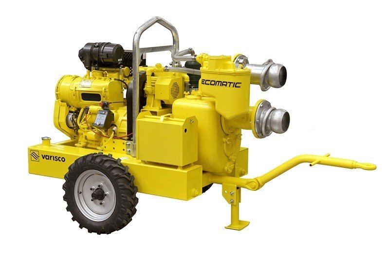 Установка водопонижения Varisco ECOMATIC JD 6-250 G10 FVM06 V04